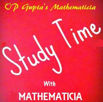 StudyTimeMathematicia