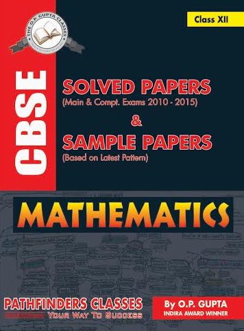 CBSE SOLVED PAPERS