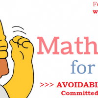 CBSE Class 12 Mathematics : Common errors stopping students of XII from getting a Century!